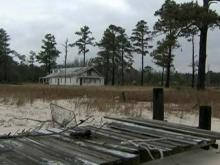 Carteret County family land dispute spans decades