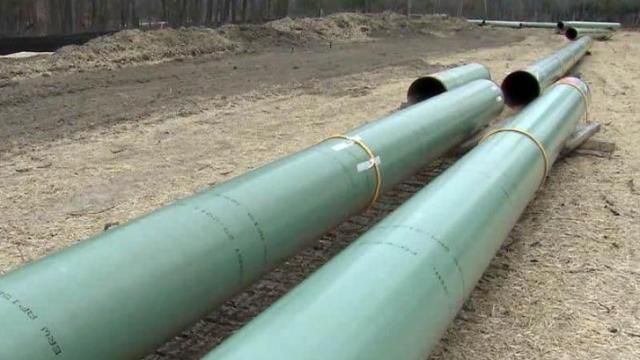New natural gas pipelines are part of plans to deliver energy to North Carolina in the future.