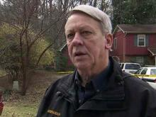 Wake deputy shoots, kills man armed with knife