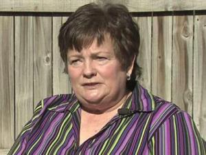 Pat Walker could go to jail for keeping bees in her Louisburg backyard.