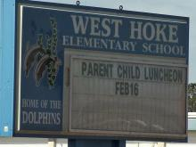 Hoke girl's family says school deemed homemade lunch unhealthy