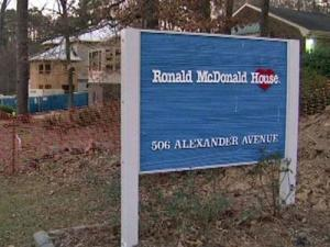 The Ronald McDonald House in Durham is still $1.2 million short of its budget for a new building.