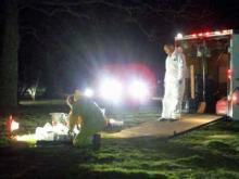 Johnston County busts large meth lab