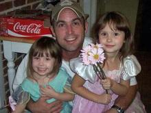 solider, daughters die in fire