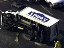Tornado-damaged Lowe's talks about Severe Weather Week