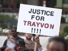 Raleigh rallies for Trayvon Martin