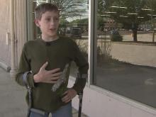 Cary boy raises $28K for charity after theft