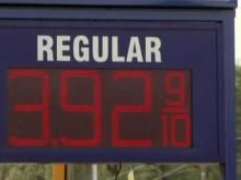 Soaring gas prices cramp Easter travel