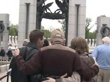 WWII vets visit DC for final Flight of Honor