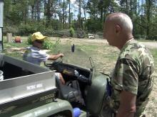 Raleigh volunteer honored for tornado recovery