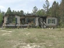 Five Hoke County junior volunteer firefighters set buildings and brush on fire