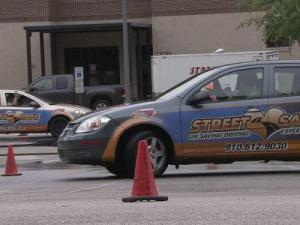 StreetSafe, a non-profit organization created by a retired police officer, takes a hands-on approach to teaching young drivers best road practices and extends the education to the dangers of drug and alcohol use while behind the wheel.
