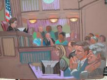 Sketch of jury instructions in Edwards case
