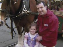 Jason Adam Epstein and his 7-year-old daughter (Photo courtesy of the Epstein family)