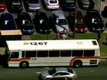 Raleigh bus crash injures passengers