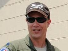 National Guard Lt. Col. Paul Mikeal, killed in C-130 crash