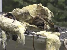 Lightning-sparked fire ruins Chatham County home