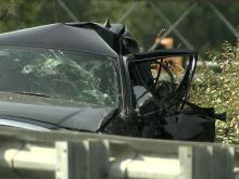 Durham police officer injured in tractor-trailer crash