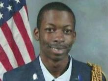 Darrion T. Hicks, killed in Afghanistan