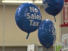 Sales tax holiday