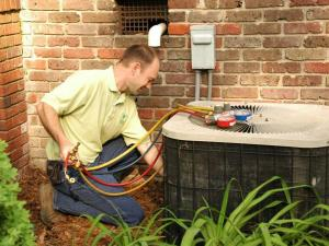 A well-tuned air conditioner will run cooler and more efficiently.