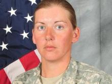 Staff Sgt. Donna Johnson