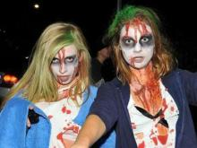 """Thousands of students and Chapel Hill residents packed Franklin Street Wednesday for the fifth annual """"Homegrown Halloween."""""""