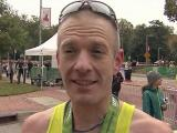 Ian Berry, 'Power of Google' draws Irish to Raleigh marathon