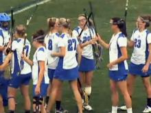 Duke lacrosse player wears black-face to team party