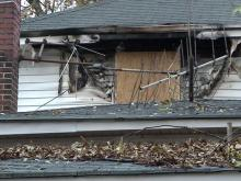 Teen saves nephew from house fire