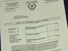 Raleigh warns of bogus delinquent parking violations
