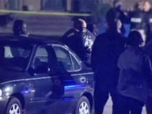 Woman killed in Garner shooting