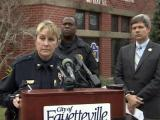Fayetteville anti-crime news conference