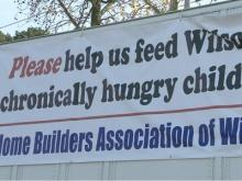 Holiday drive in Wilson collecting food for needy students