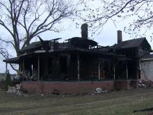 Teen saves father from burning Johnston County home