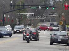 Roundabouts to create entry points for downtown Cary
