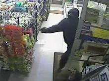 Franklin sheriff: Gunman linked to five robberies