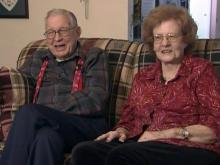 Laughter, faith, good food credited for Fayetteville couple's long marriage