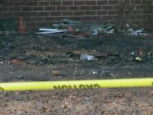 Fiery crash into home kills four