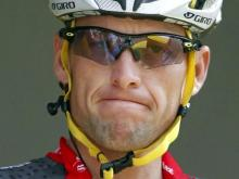 Armstrong reviled by some cyclists, still supported by others