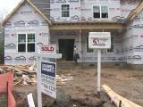 Wake home-building permits up in 2012