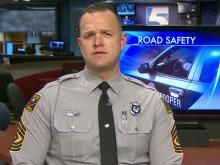 Highway patrol: Extra caution needed for Friday morning commute