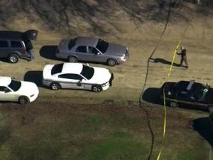 Halifax County deputies shot and killed a person in Roanoke Rapids on Friday morning, Jan. 18, 2013, after the person opened fire as the deputies tried to serve a search warrant.