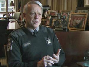 Wake County Sheriff Donnie Harrison says law-abiding citizens shouldn't be concerned that their guns are going to be taken from them.