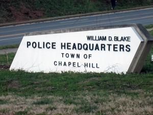 William D. Blake Police Headquarters in Town of Chapel Hill