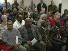 Franklin commissioners gun rights meeting