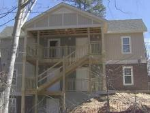 Homeless veterans housing coming to Raleigh