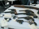 Rocky Mount police take back guns, give a little cash