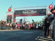 Rock 'n' Roll Marathon combines running, entertainment