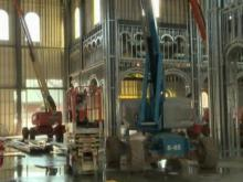 Catholic church in Wake Forest building new facility
